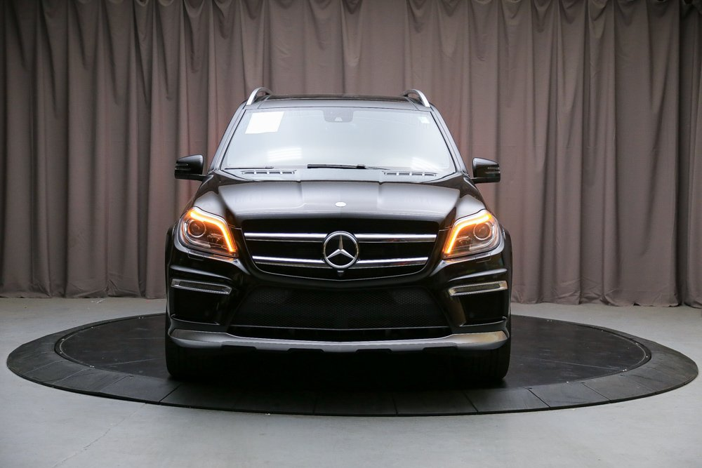Certified Pre-Owned 2016 Mercedes-Benz GL AMG® GL 63