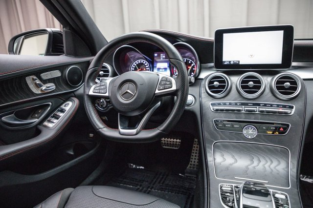 Certified Pre-Owned 2016 Mercedes-Benz C-Class C 450 AMG®