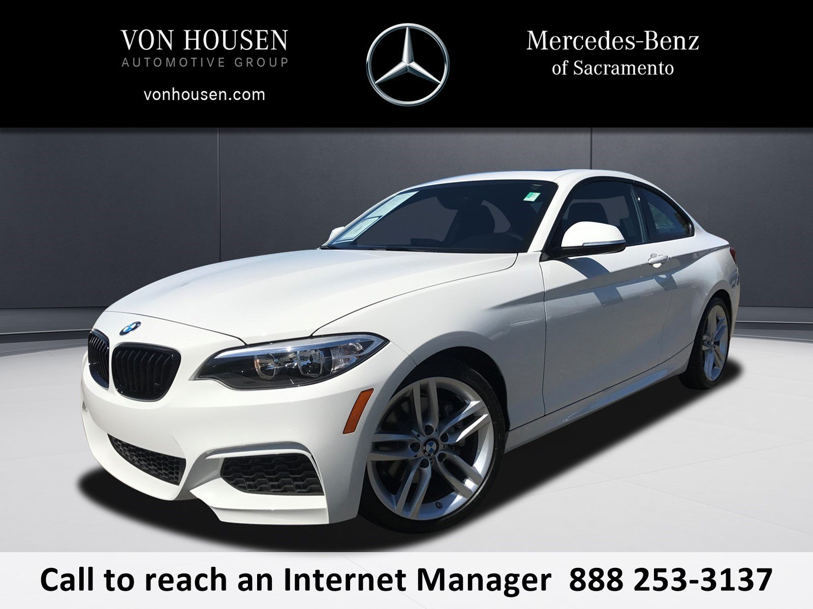 Pre Owned 2015 BMW 2 Series 228i