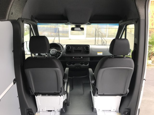 New 2019 Mercedes-Benz Sprinter Cargo Van M3CA46