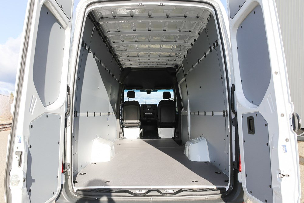 New 2019 Mercedes-Benz Sprinter Cargo Van M3CAE6