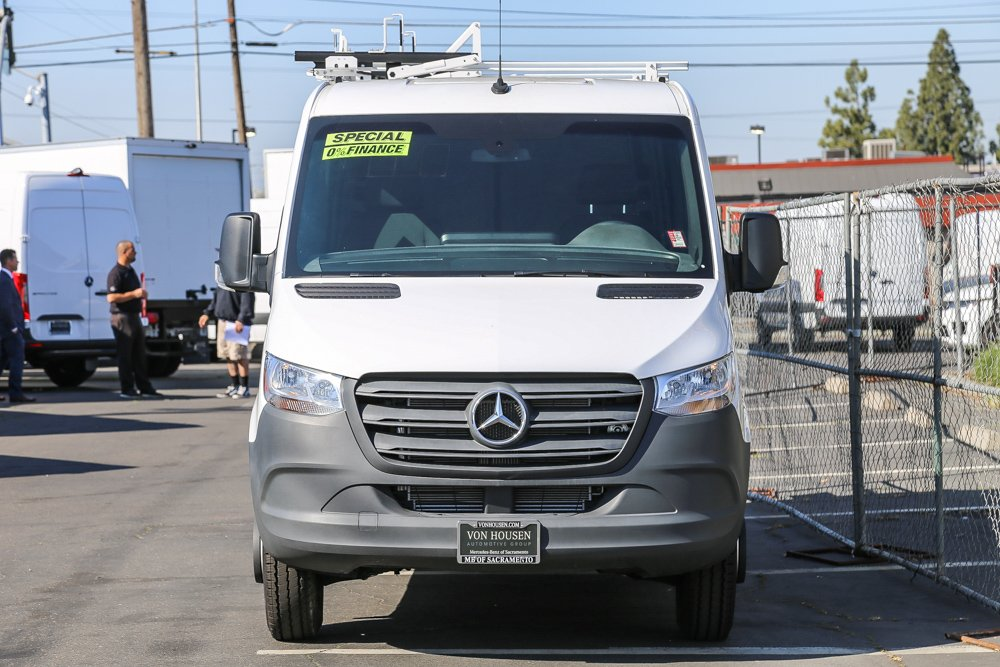 New 2019 Mercedes-Benz Sprinter Cargo Van MXCA46