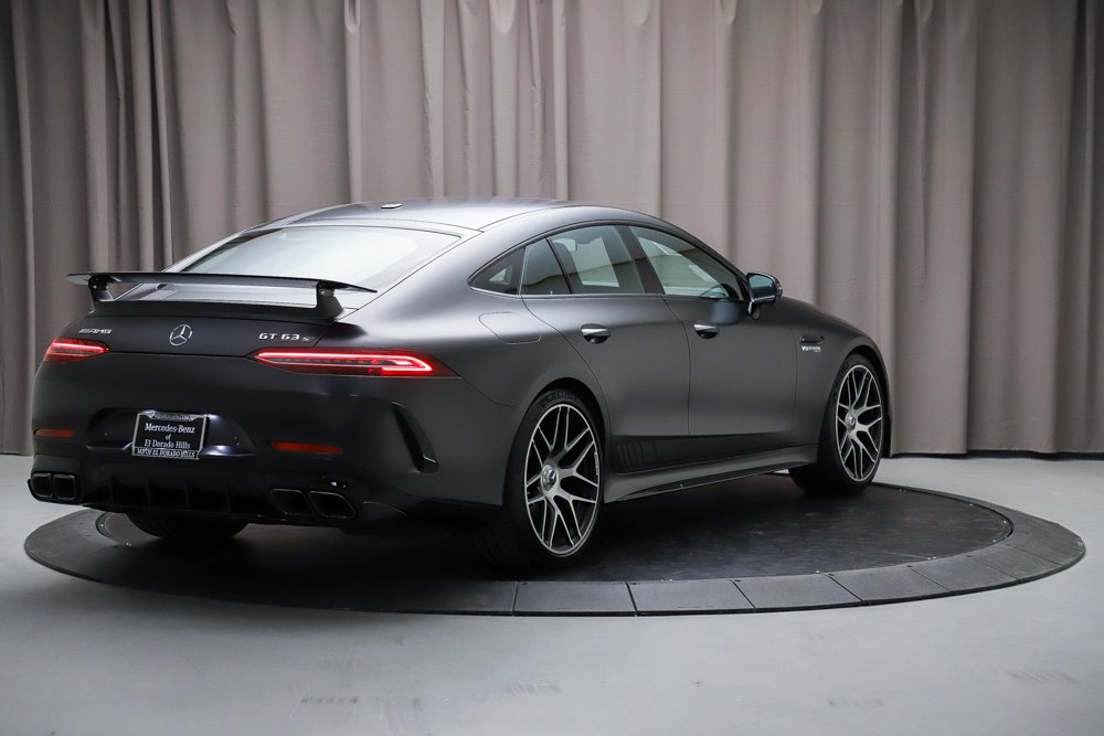 New 2019 Mercedes-Benz AMG® GT AMG® GT 63 S