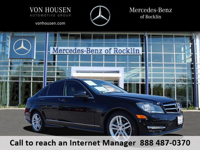 Certified Pre Owned 2014 Mercedes Benz C Class C 250W 4dr Car In