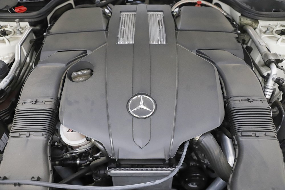 Certified Pre-Owned 2016 Mercedes-Benz SL SL 400