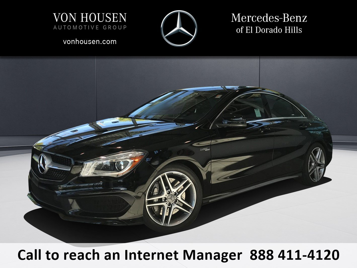 Certified Pre Owned 2014 Mercedes Benz CLA CLA 45 AMG®