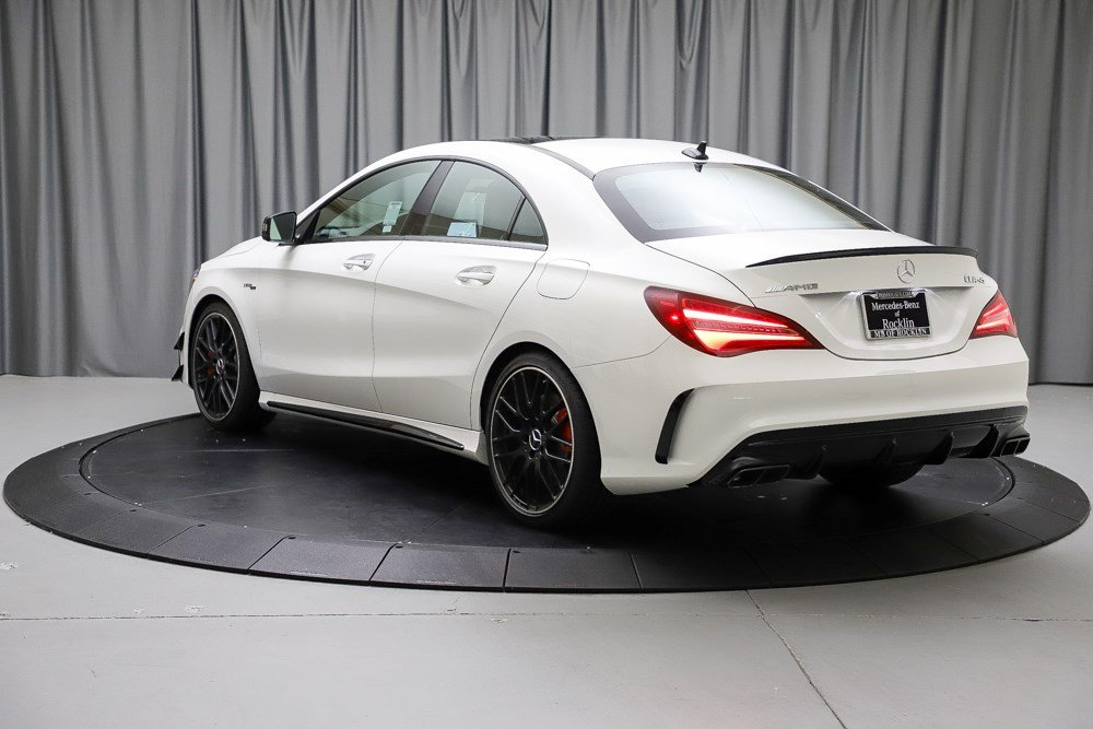 Mercedes Benz Cla >> New 2019 Mercedes Benz Amg Cla 45 4matic Coupe