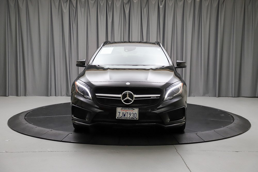 Certified Pre-Owned 2015 Mercedes-Benz GLA GLA 45 AMG®