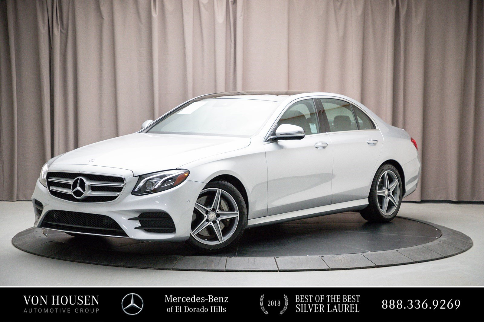 Certified Pre-Owned 2017 Mercedes-Benz E-Class E300W