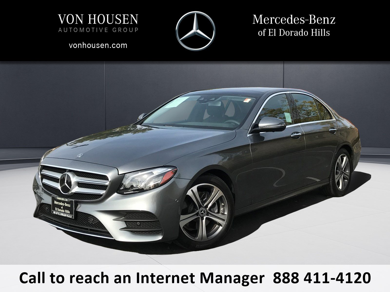 Pre Owned 2018 Mercedes Benz E Class E 300 4dr Car in Sacramento