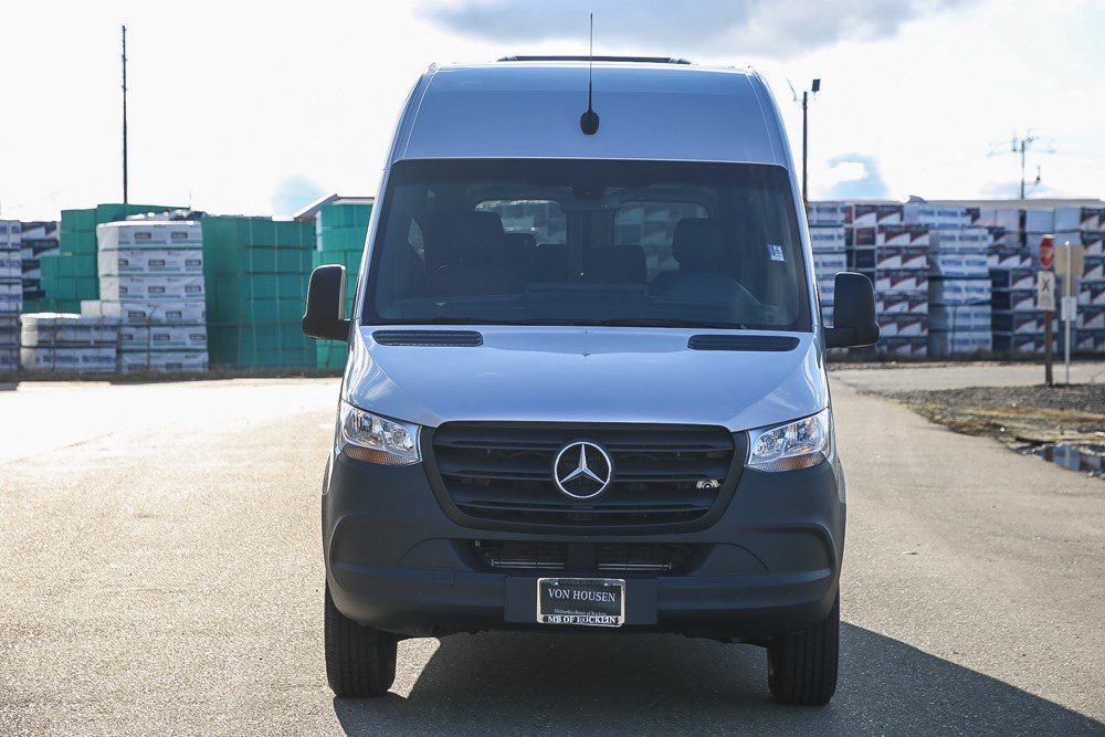 New 2019 Mercedes-Benz Sprinter Passenger Van M2PV46