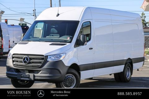 New 2019 Mercedes-Benz Sprinter Cargo Van MXCAE6