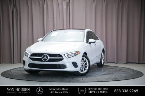 Certified Pre-Owned 2019 Mercedes-Benz A-Class A 220